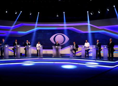 Corrupção foi tema mais comentado no Twitter durante 1º debate presidencial, diz FGV