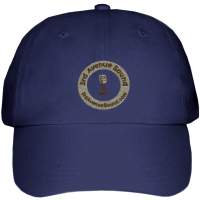 Embroidered Hats - Navy