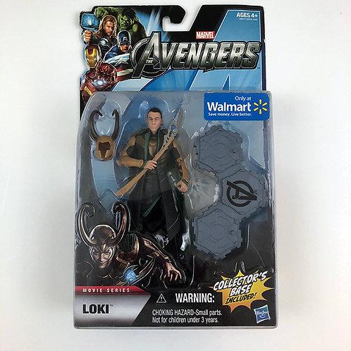 Marvel The Avengers Movie Series Loki