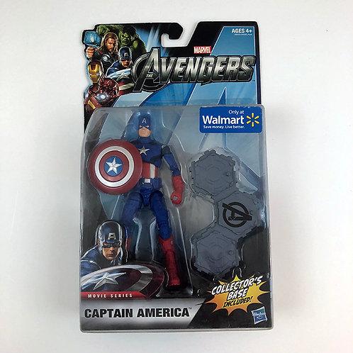 Marvel The Avengers Movie Series Captain America