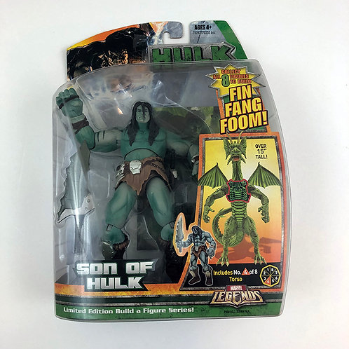 Marvel Legends Son Of Hulk