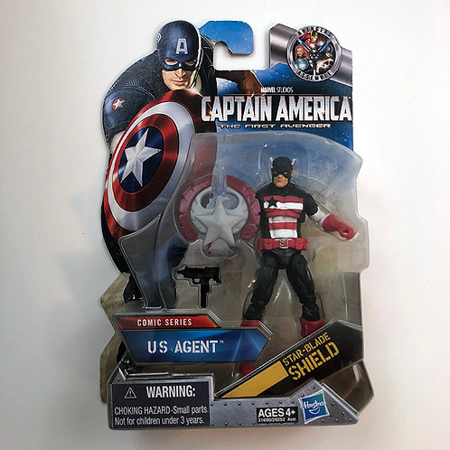 Marvel Studios Captain America The First Avenger Comic Series US Agent