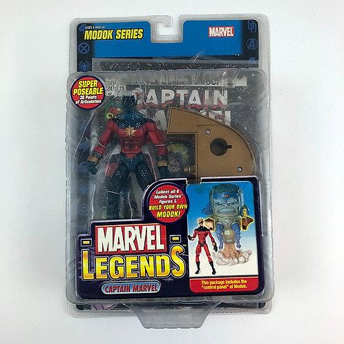 Marvel Legends Captain Marvel Variant