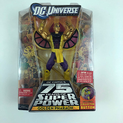 DC Universe Golden Pharaoh