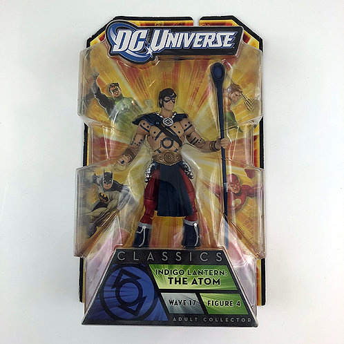 DC Universe Classics Indigo Lantern: The Atom