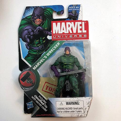 Marvel Universe Marvel's Wrecker