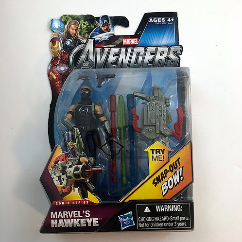 Marvel The Avengers Comic Series Marvel's Hawkeye