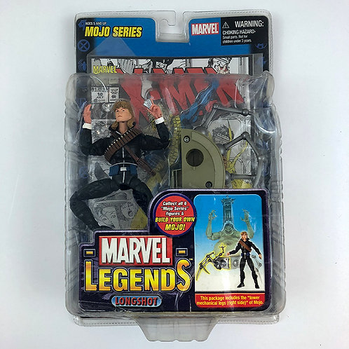 Marvel Legends Longshot