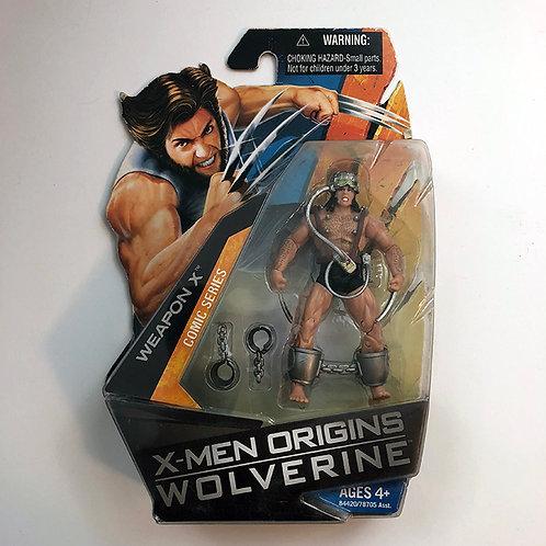 X-Men Origins Wolverine Weapon X Comic Series
