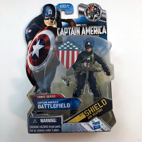 Marvel Studios Captain America The First Avenger Comic Series Captain Smerica Ba