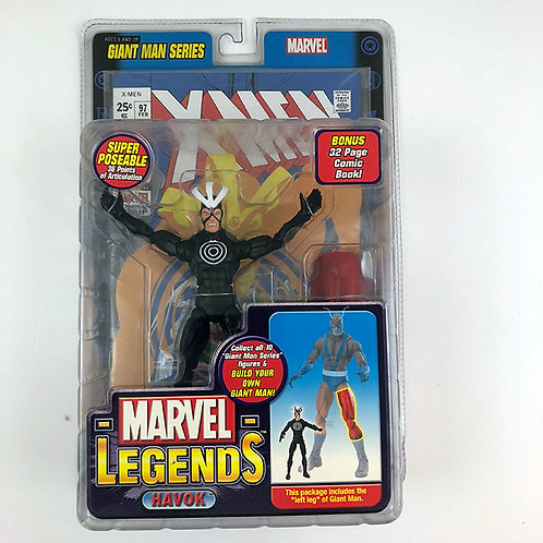 Marvel Legends Havok