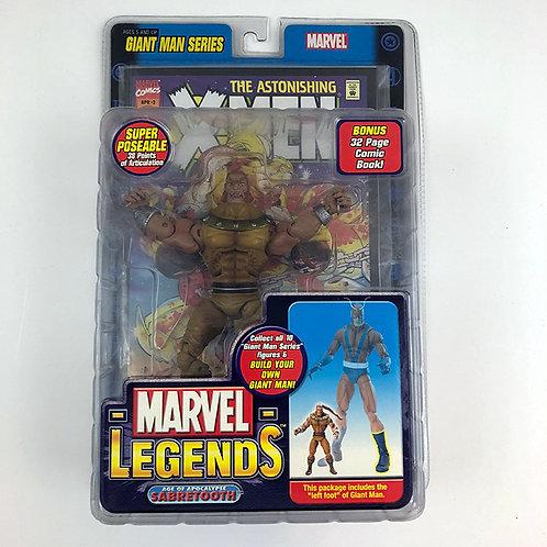 Marvel Legends Age of Apocalypse Sabretooth