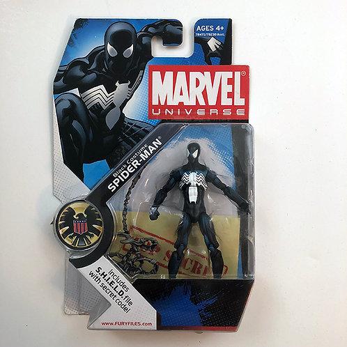 Marvel Universe Black Costume Spider-Man