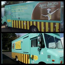Just Jacks Food Truck
