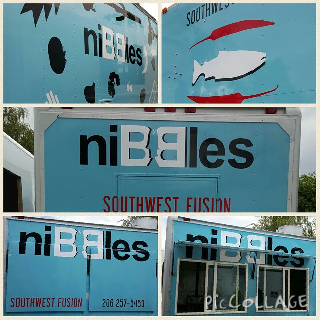 Nibbles Food Trailer
