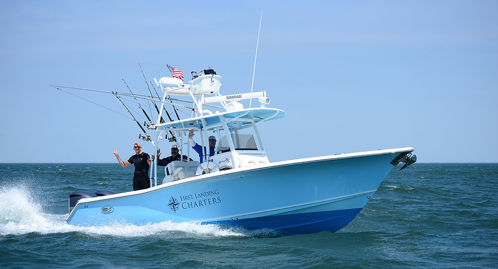 About Virginia Beach Fishing Tours | First Landing Charters