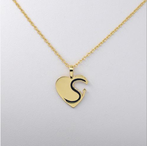 925 sterling silver infinite self love pendant necklace aloadofball Choice Image