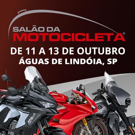 SALÃO DA MOTOCICLETA EM ÁGUAS DE LINDÓIA