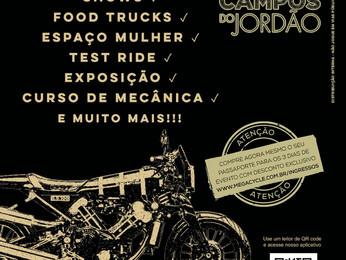 MARCAS, ESTILOS E MUITA MOTOCICLETA NA CHARMOSA  CAMPOS DO JORDÃO  43ª EDIÇÃO DO MEGACYCLE.