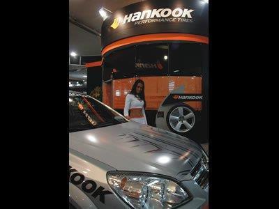 Estande Hankook