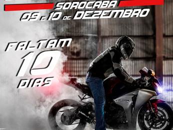 MEGACYCLE SOROCABA - FALTAM 10 DIAS