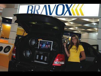 Estande Bravox