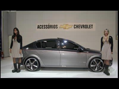 Acessórios Chevrolet