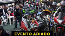Evento Adiado