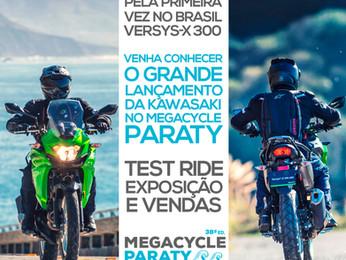 [Megacycle Paraty] 22 a 24/09 - Amantes de moto e apreciadores da natureza estarão em Paraty, RJ, pa