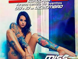 Inscrições para o Miss Tatoo Megacycle Sorocaba