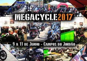MEGACYCLE REUNIU CERCA DE 6 MIL MOTOCICLISTAS EM CAMPOS DO JORDÃO.