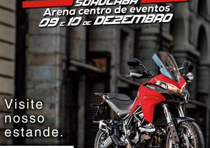 DUCATI, uma das marcas mais atraentes do mundo estará em exposição no Megacycle Sorocaba.