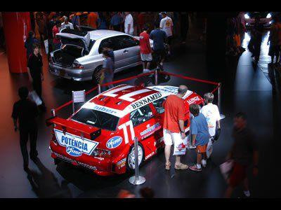 Exposição de carros