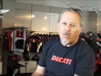 Entrevista com André Hawle da Ducati Campinas