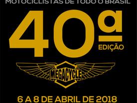 INGRESSOS A VENDA PARA O #MEGACYCLE POÇOS DE CALDAS!