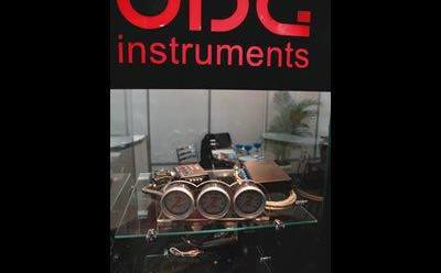 Estande ODG Instruments