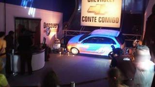 Espaço Chevrolet