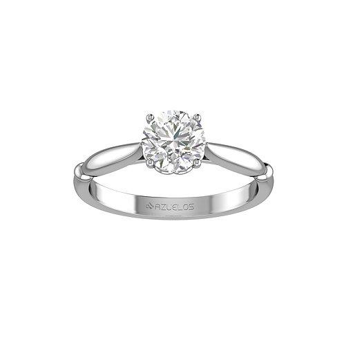 AZER-001  טבעת אירוסין דגם