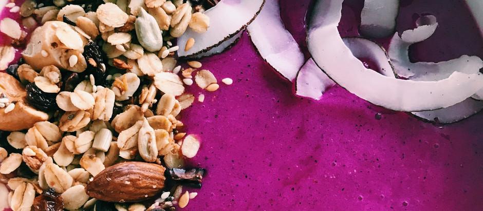 Nem só de pitaya vive um bowl