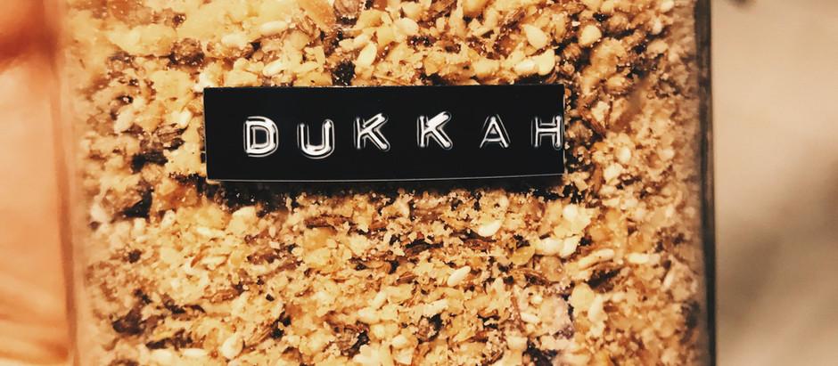 Receita: Dukkah