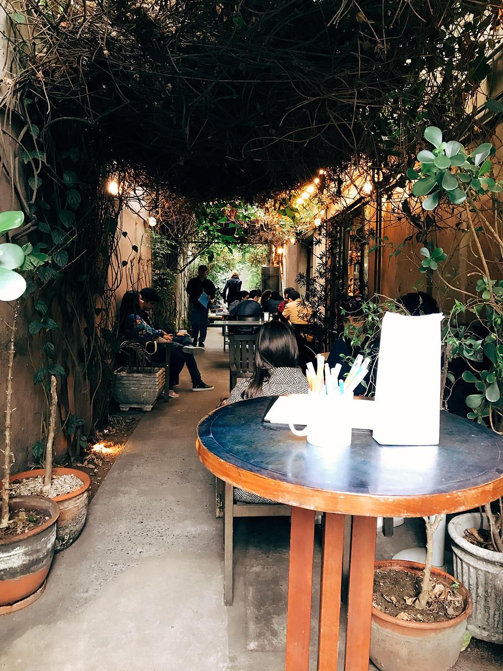 Coffee Lab, em São Paulo