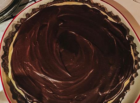 Receita: Torta de chocolate com cupuaçu