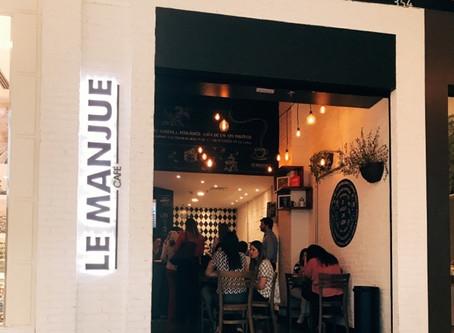 Review: Le Manjue Café (SP)