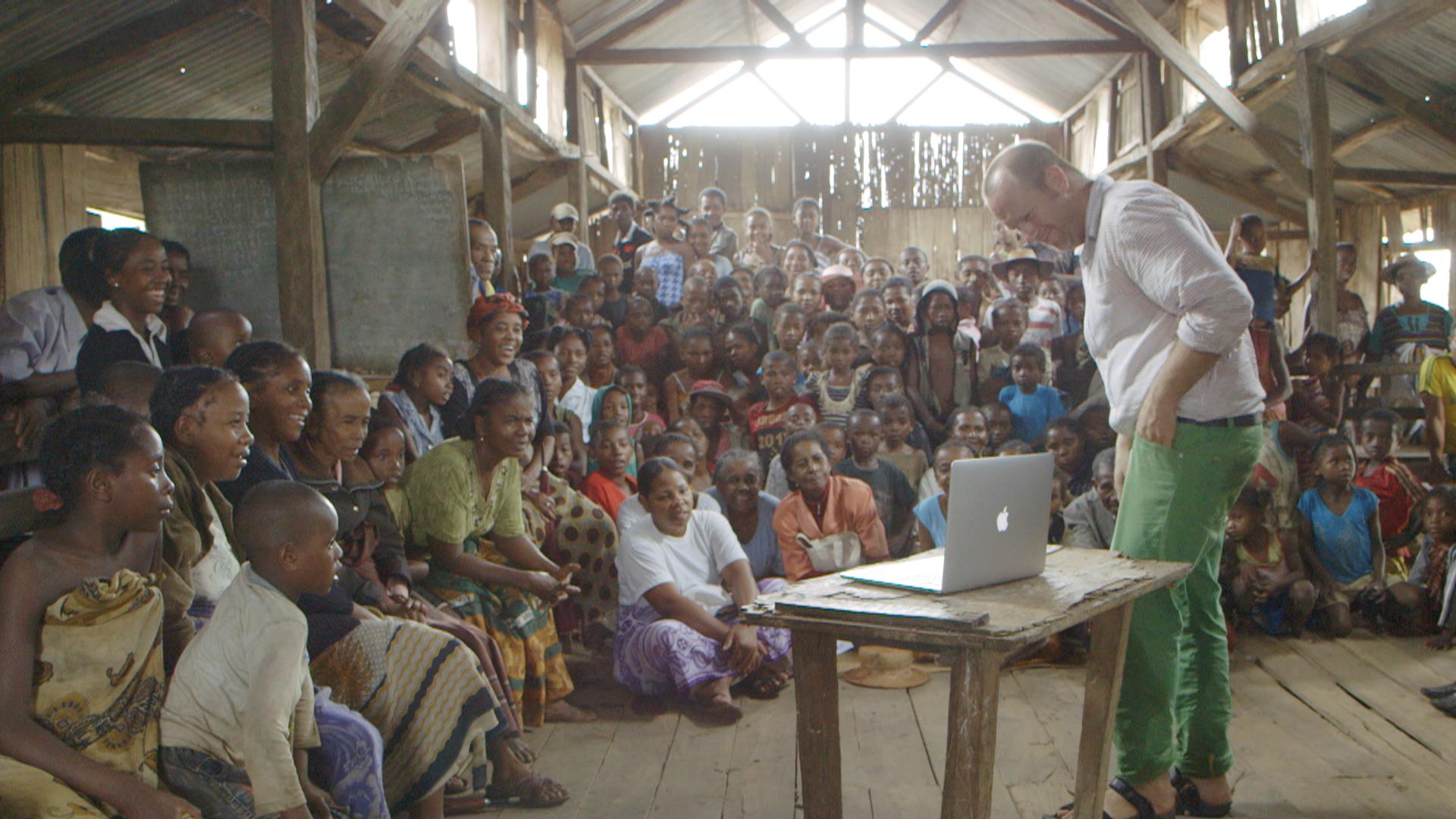 Film fra hedningeland - documentary