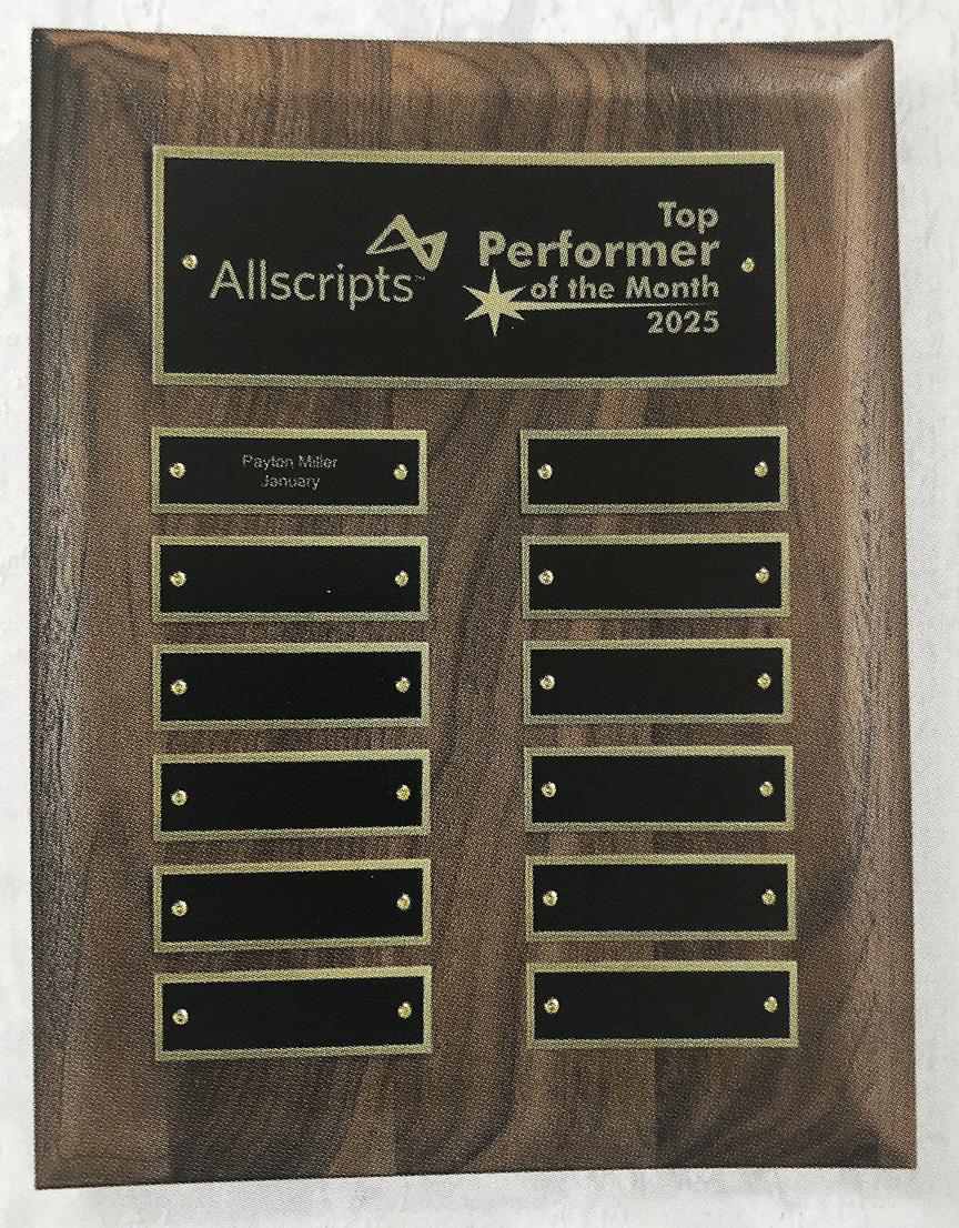 Awards-Plaque