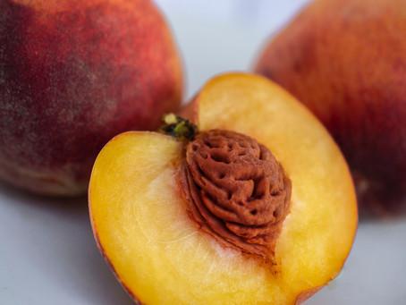 You'll A-Peach-Iate This Peach Crisp