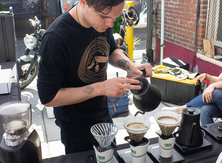 Vendor Spotlight: Slow & Steady Coffee