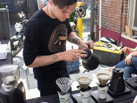 Vendor Spotlight: Slow & Steady Coffee