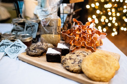 Baked goods by Moon Racoon Bakery