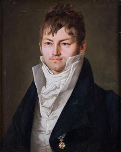 ④ Porträt Joseph Ernst Ritter und Edler von Koch-Sternfeld